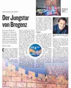 Feature Neue Vorarlberger Tageszeitung
